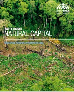 Es vital un consenso global sobre la necesidad de reconocer el valor del capital natural. Para facilitar esta labor, Capital natural: Explorando el caso de invertir en la naturaleza analiza algunos aspectos diferentes del capital natural, que abarca tanto el capital natural no renovable —como los combustibles fósiles y minerales—como el capital natural renovable —incluidos los productos y servicios de los ecosistemas— y expone datos que evidencian la crucial contribución del capital natural al desarrollo económico y los riesgos que corre cualquier empresa que se vea afectada por su degradación.